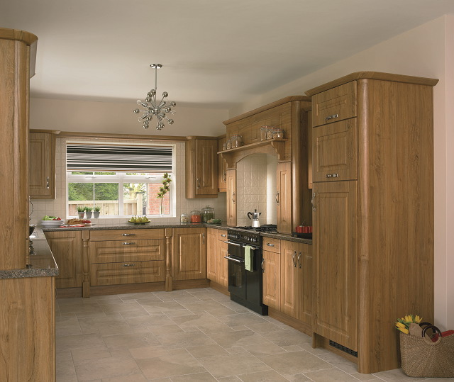 normandy teak Kitchen