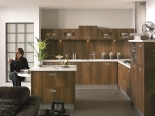 Walnut letterbox Kitchen