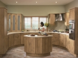 Tuscany natural oak Kitchen