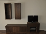 stained-walnut-tv-table-with-push-to-open-drawers