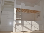two-storey-wooden-bed-painted-white