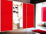 designs-for-bedroom-ideas-beautiful-red-sliding-wardrobe-doors