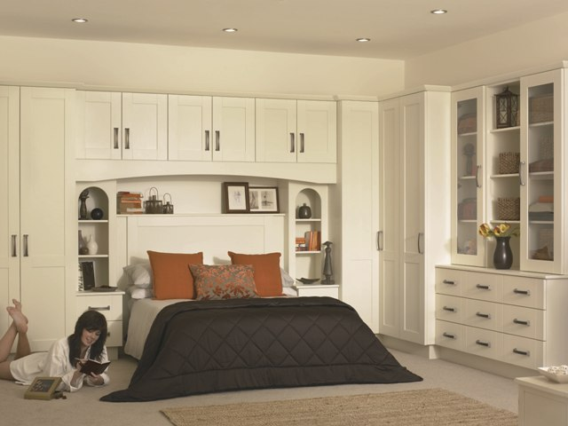 ivory-bedroom wardrobe
